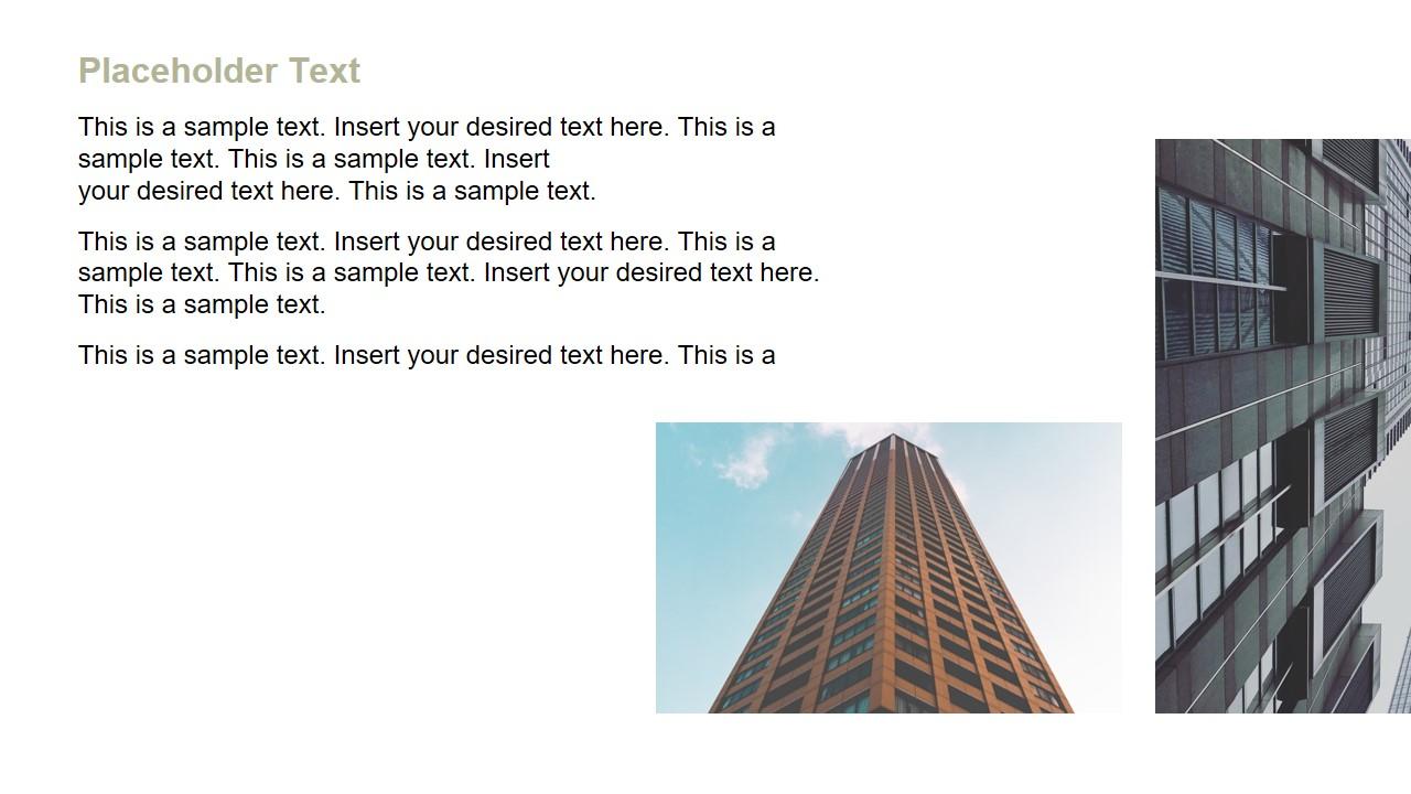 PPT Minimalist PowerPoint Design