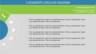 Horizontal Template of Semi Circle