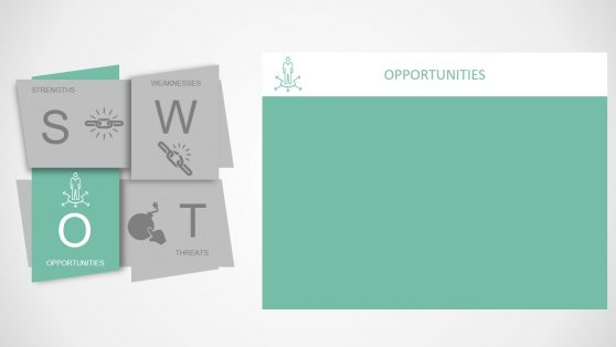 PPT Infographic SWOT Analysis