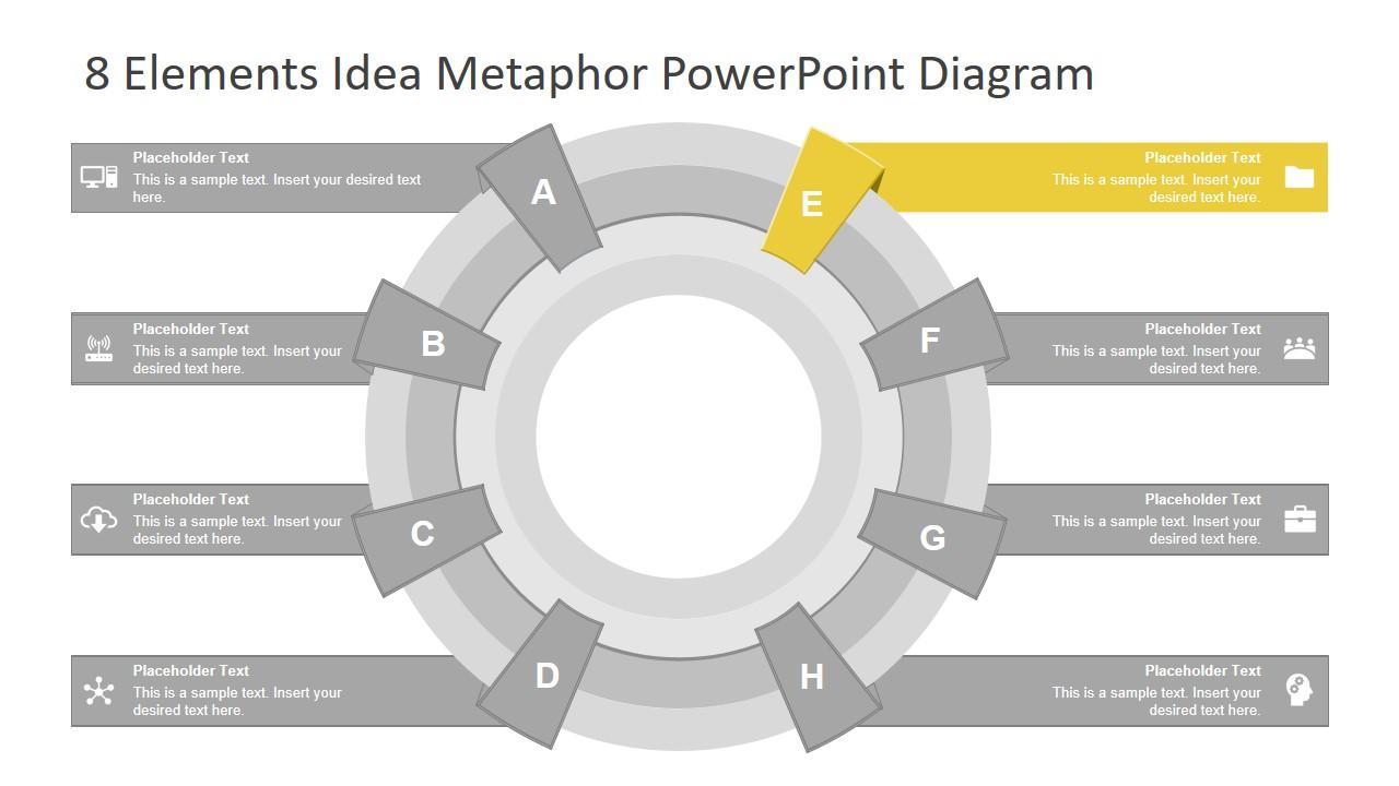 PPT Infographic Diagram Design
