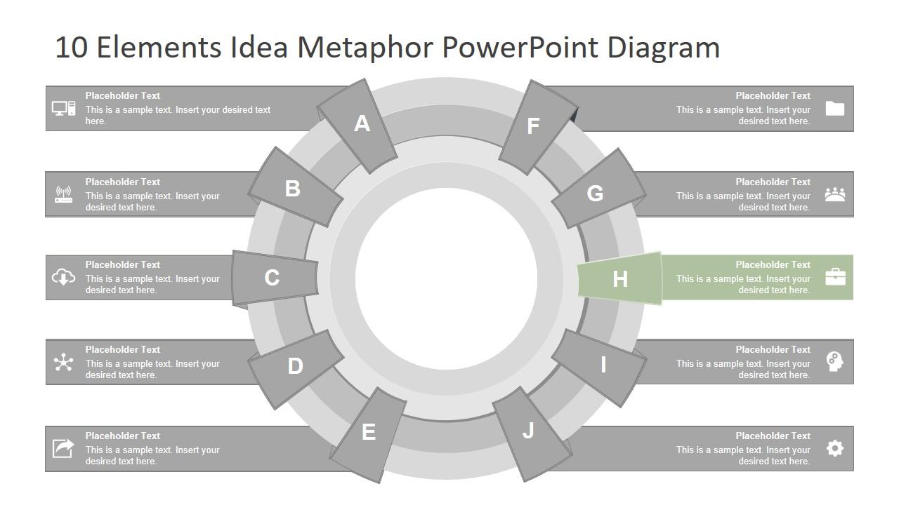 Idea Metaphor 10 Elements Design