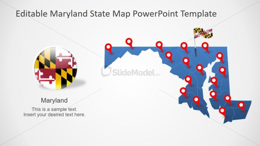 Presentation of Maryland State