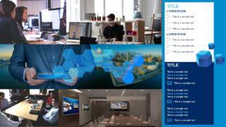 Corporate Profile Introduction Slide