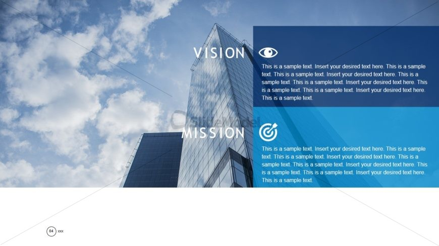 Vision and Mission PowerPoint