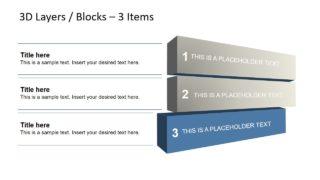 Editable 3D Block Diagram