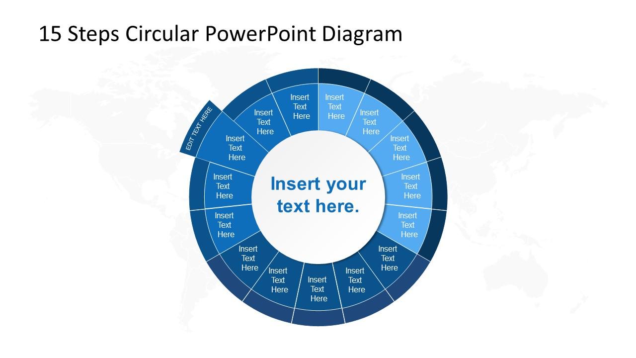 PowerPoint Circular Diagram Step 13