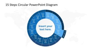 PowerPoint Circular Diagram Step 5