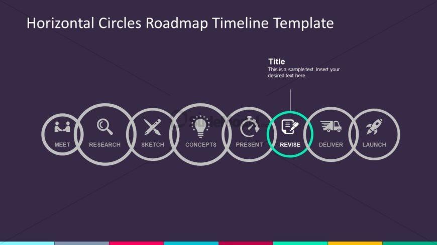 Roadmap PowerPoint Business Timeline