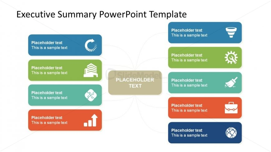 Brainstorming Template of Executive Summary