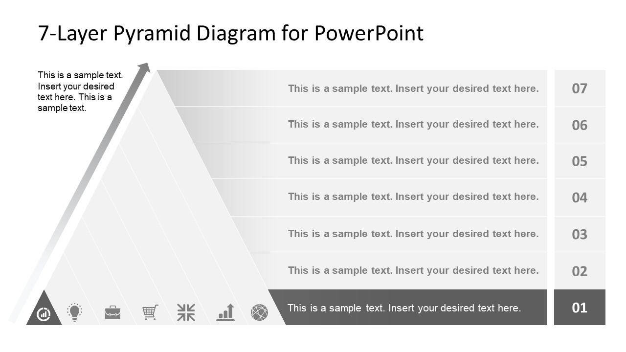 Level 1 of Pyramid Diagram