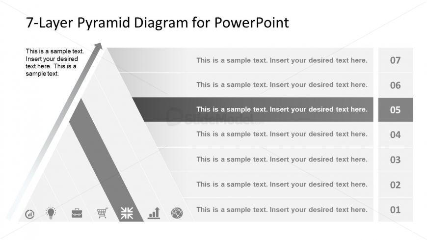 Level 5 of Pyramid Diagram
