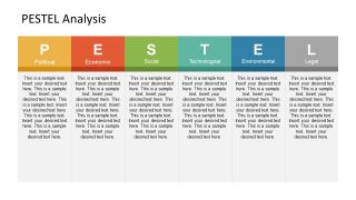 Business Diagram of PESTEL Analysis