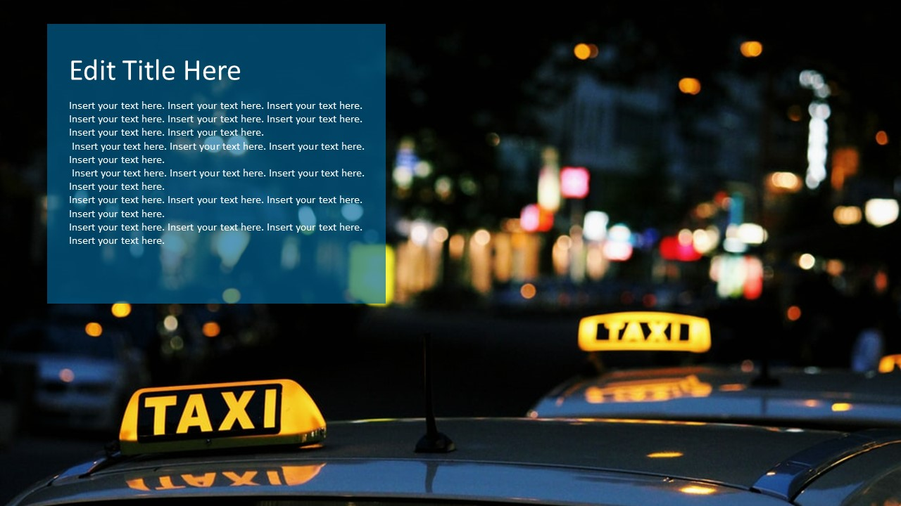Image of Taxi Cover Slide