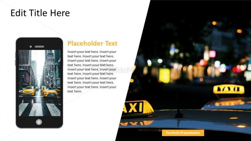 Taxi Themes Smart App Demo
