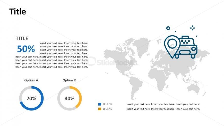 Presentation of Ride Hailing Data Charts