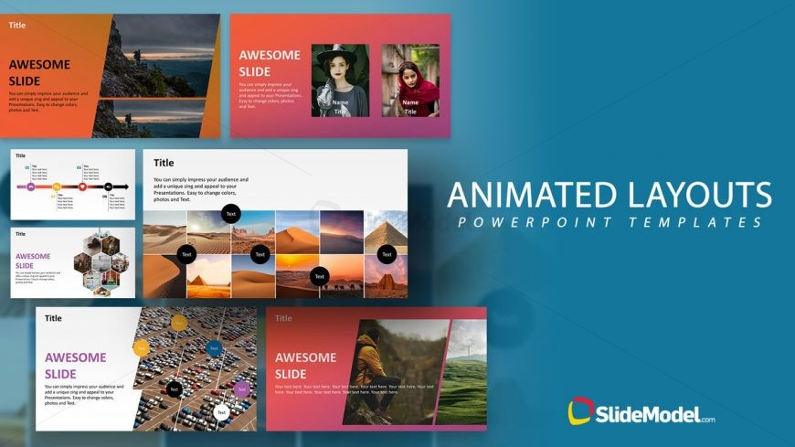 PowerPoint Templates for General Purpose Presentations