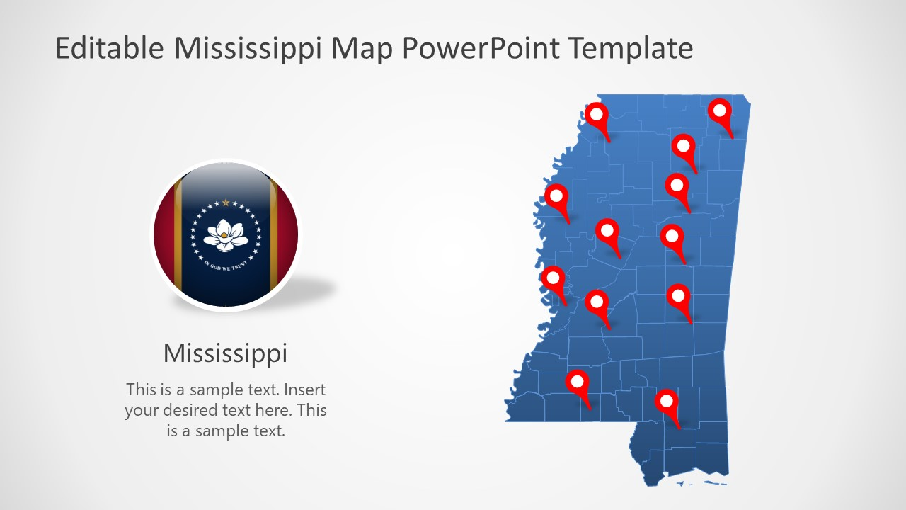 Presentation of Mississippi State
