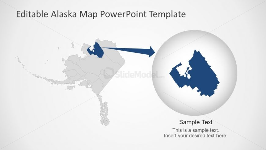 Professional PowerPoint Alaska Template PPT