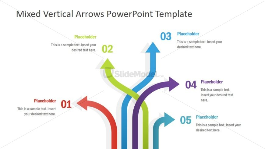 Multi Direction PowerPoint Diagram