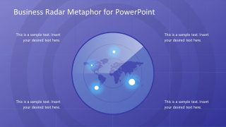 Concentric Circles for Radar