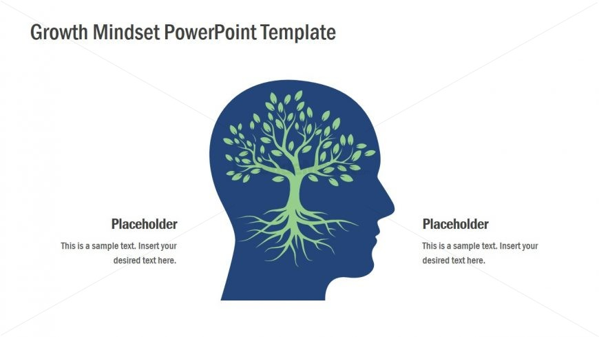 Tree Growth PowerPoint Business