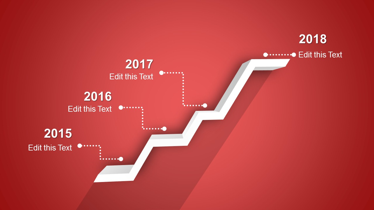 Microsoft Powerpoint Timeline Template