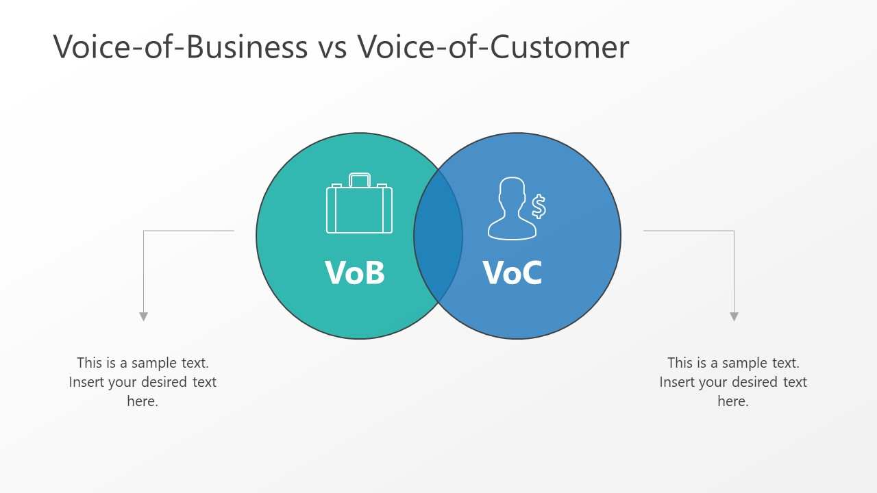 PPT for Voice of Business and Customer