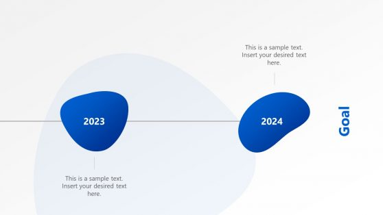 Animated Timeline of Ink Graphics Template