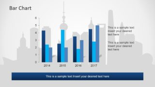Shanghai Background Statistics PowerPoint