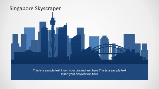 Sydney City Landscape View