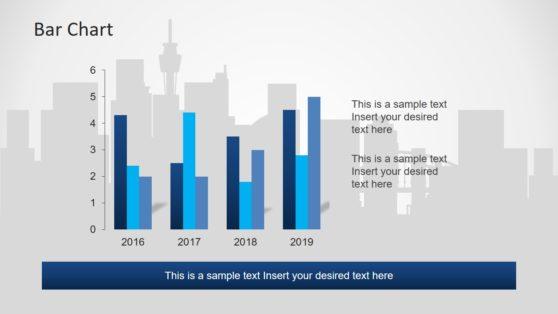 Data Drive Chart for Sydney Slide