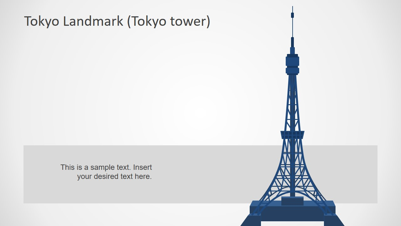 PPT Silhouette Tokyo Tower