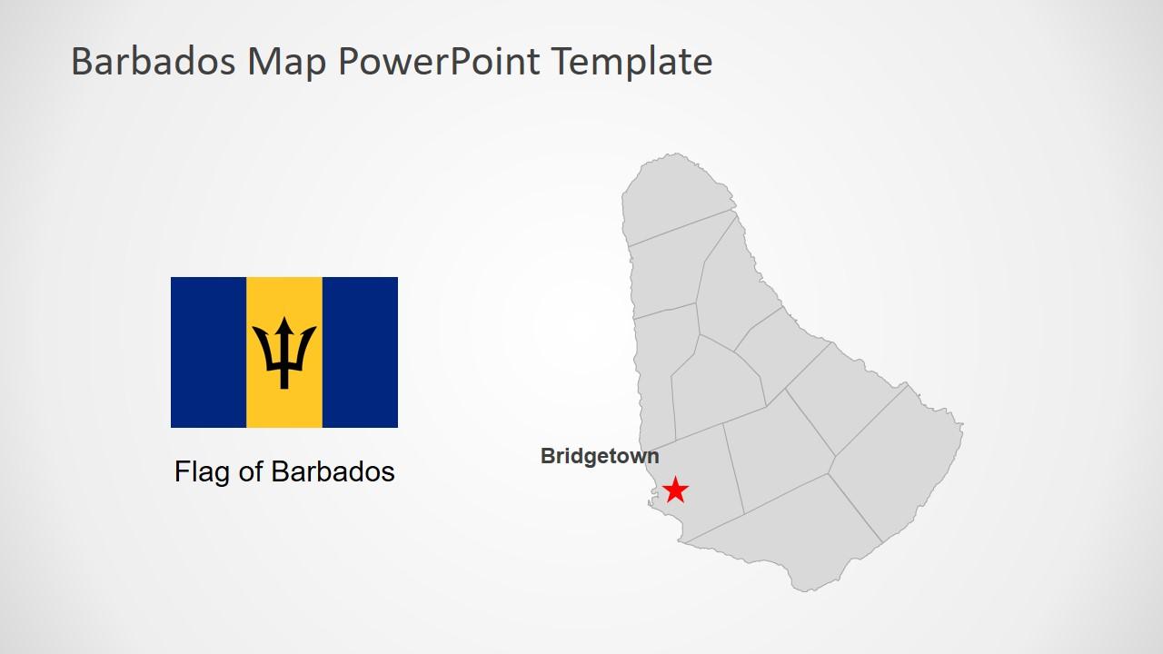 Flat Presentation of Map