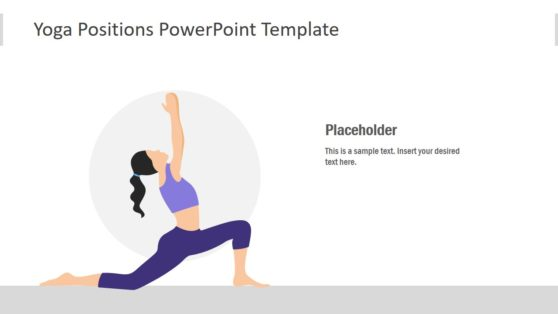 Templates of Yoga Positions