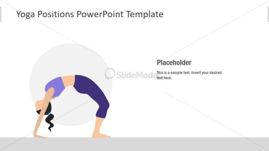 Stretching Exercises Slide Template