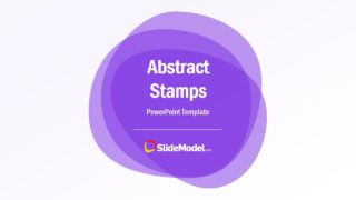 Abstract Stamps PowerPoint Template