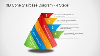 4 Step Cone Diagram Design