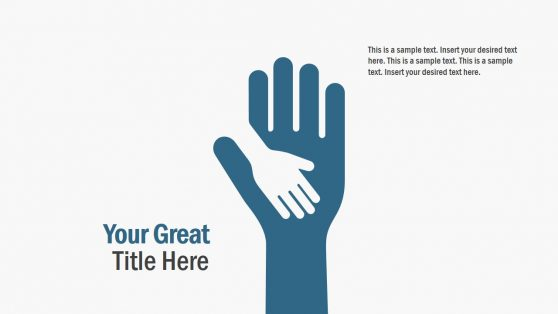 Slide of Hand Gestures Solidarity