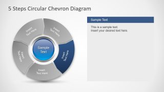 PPT Chevron 5 Steps