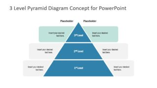 3 Level Pyramid PPT