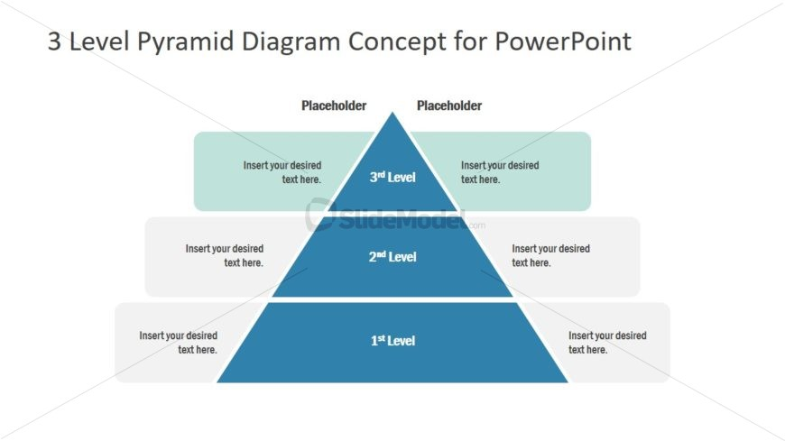 3 Level Pyramid PPT