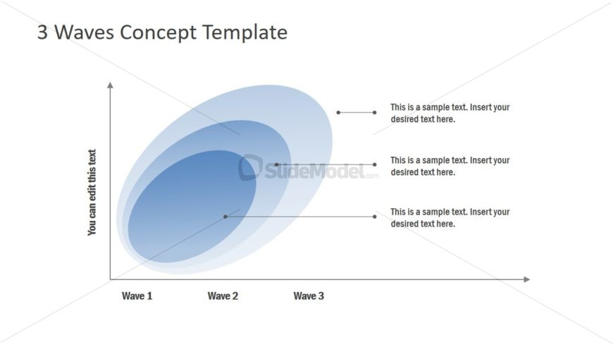 PowerPoint Semi-Transparent Chart