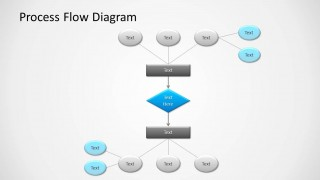 Process Flow Diagram Slide Design
