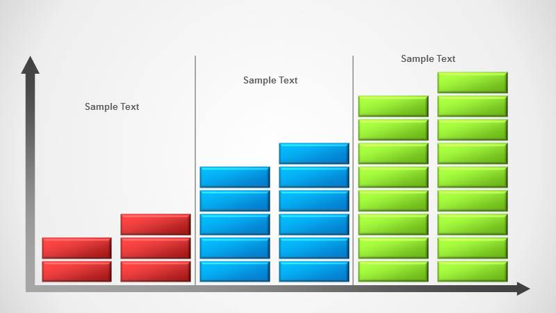 Concept Bar Chart Template For Powerpoint  Slidemodel