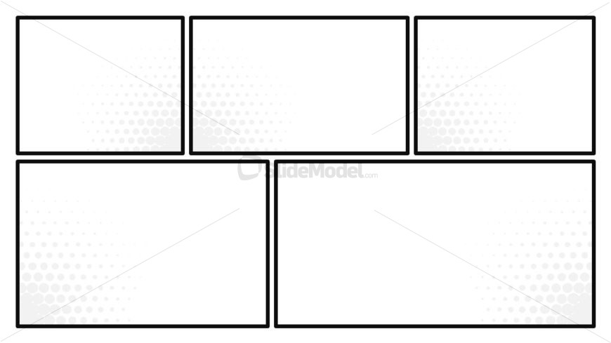 Dotted Pattern Background Template