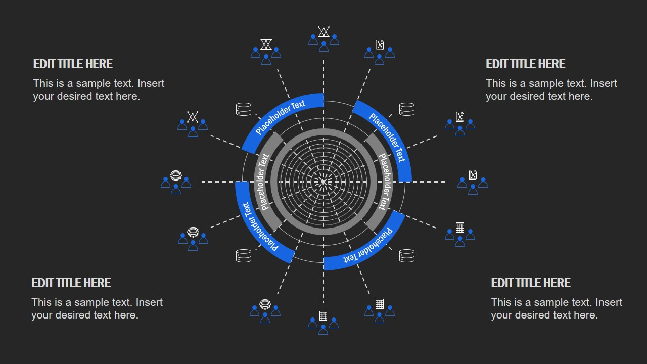 Infographic IT Network Slide