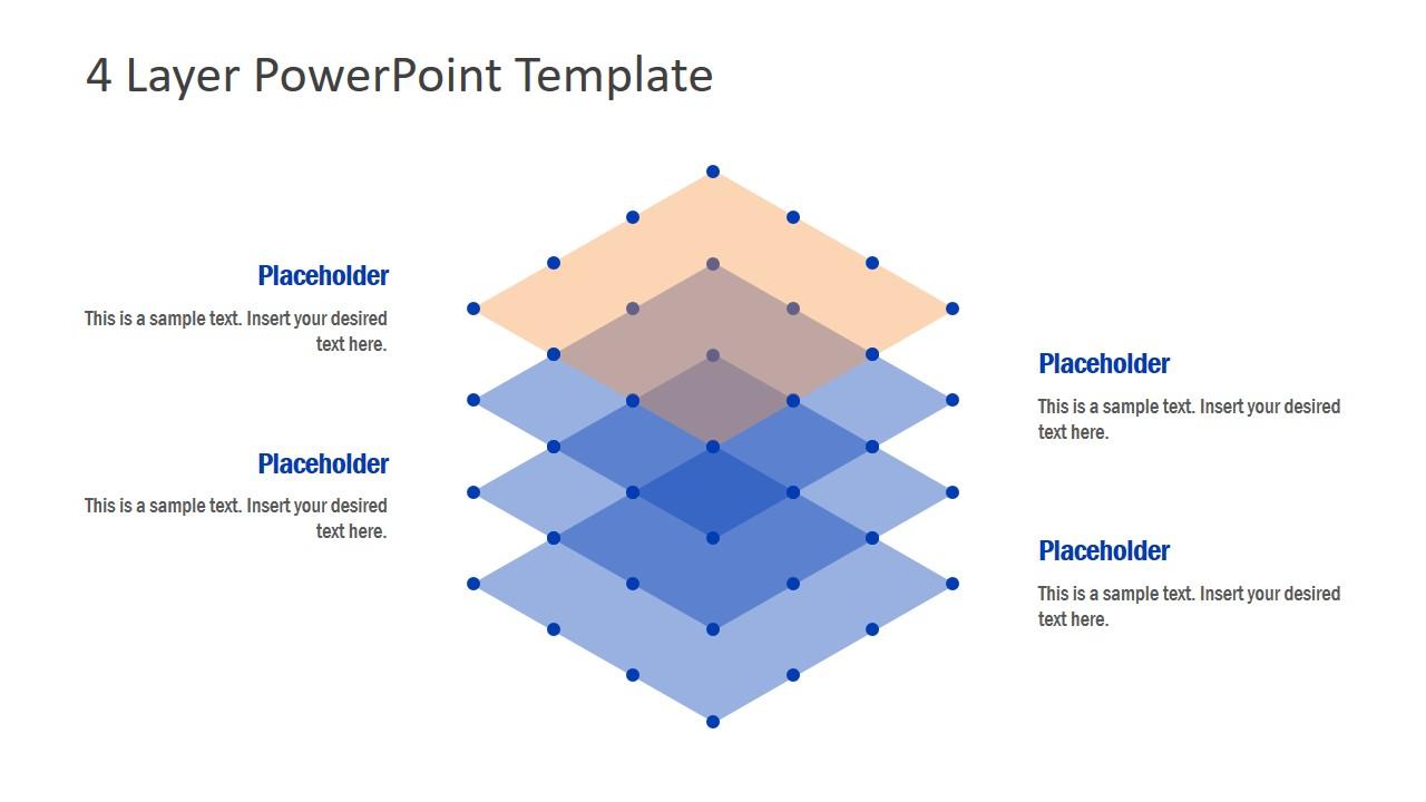 Simple 4 Layer 3D Design