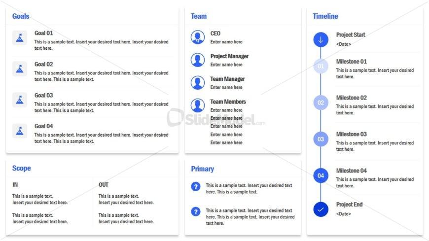 Project Management Concept PowerPoint