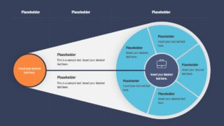 Slide of Strategy Diagram