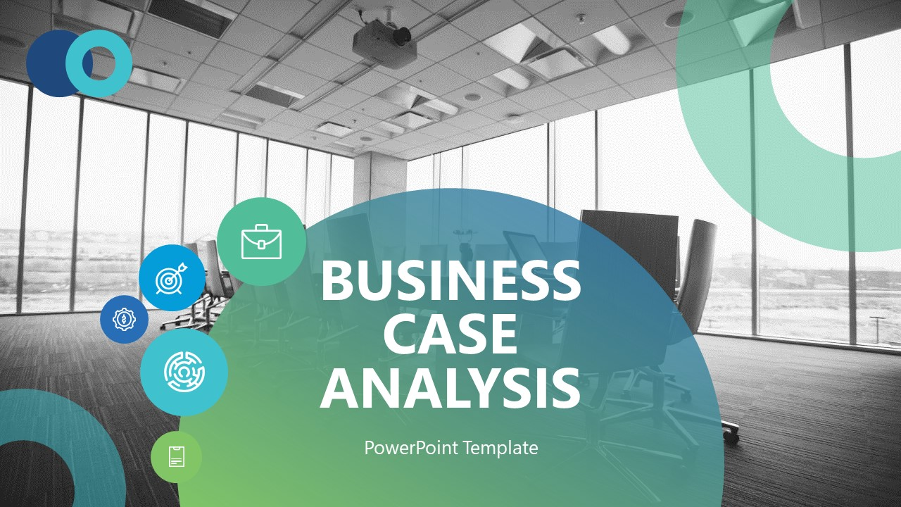 Infographics of Business Case Analysis